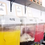 house made beverages with real fruit daily