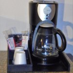 ALL ROOMS WITH COFEE MAKER