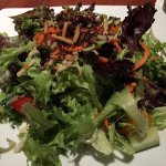 Field greens salad