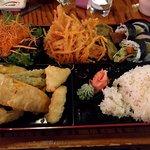 The veggie Bento box