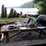 Pachena Bay Campground