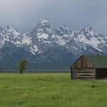 Amish village