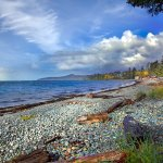 Jordan Cove and Port Renfrew are very small municipal enclaves in a wilderness