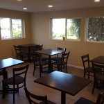 Breakfast Room Sitting Area