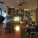 Ground floor cafe
