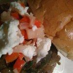 #WorldBurgerTour Lebanese Burger