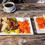 Foto de Paringa Salmon Farm Cafe