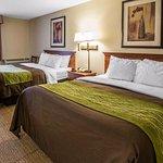 Guest Room with 2 Queen Bed