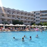 Photo de Ialyssos Bay Hotel Suneo Club