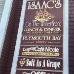 Isaac's on the Waterfront