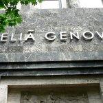 Main Entrance LOGO - Melia Genova