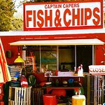 Captain Capers Fish & Chip Stand