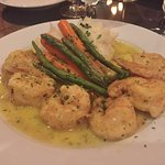 Curried Shrimp Daily Special - Cellar Door Steakhouse, Ridgefield CT