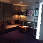 lounge area 707