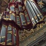 St Bavo organ