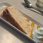 Cheesecake with Mango etc