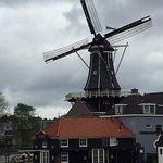 Haarlem windmill_2