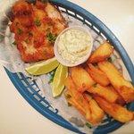 Fish&yuca now serving