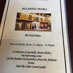 Foto de Atlantic Hotel