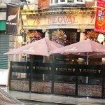 The Oval Bar