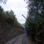 walk down to Sorrento