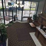 Main Lobby/front desk.