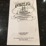 Rusty's Riverfront Grill