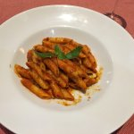 Penne Arrabiata - very spicy and tasty