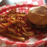 Ricky's Thick & Juicy Burgers