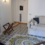 Hotel room (Jr. Suite) main floor