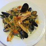 Seafood Pasta (YUMMMY!!!)