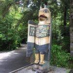 Totem Bight State Historical Park Foto