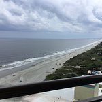 View from my room in Myrtle Beach