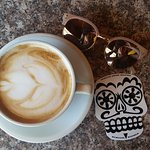 Mmmmm....mocha made with Colectivo coffee!