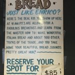 Enrico 's bread class