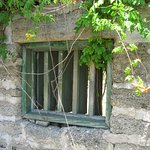 Oldest house wall & window