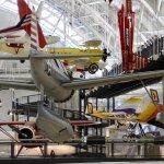 Central Hangar Close-up