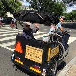 Centenarian passenger