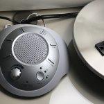 Bedside soundscapes just like home!