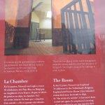 The room where van Gogh died