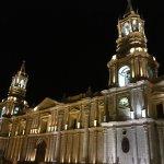 Catedral de Puno Foto