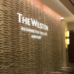 Photo de The Westin Washington Dulles Airport