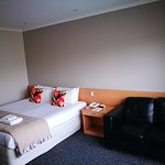 Deluxe Suite with Super King bed