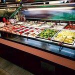 Buffet bar 1-Salad bar