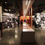 Pier 21 exhibit displays