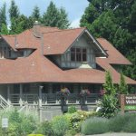 Visitor Center, Point Defiance Park, Tacoma, WA