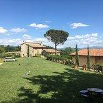 Villa Pian Di Cascina Foto