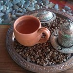 Turkish Coffee with a flair