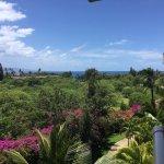 View of ocean from side of Resort 4th floor
