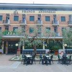Hotel Antonelli Resmi